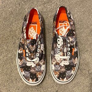 Cat Vans ASPCA